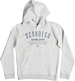 DC Boys' Big Severance Pullover Sweatshirt