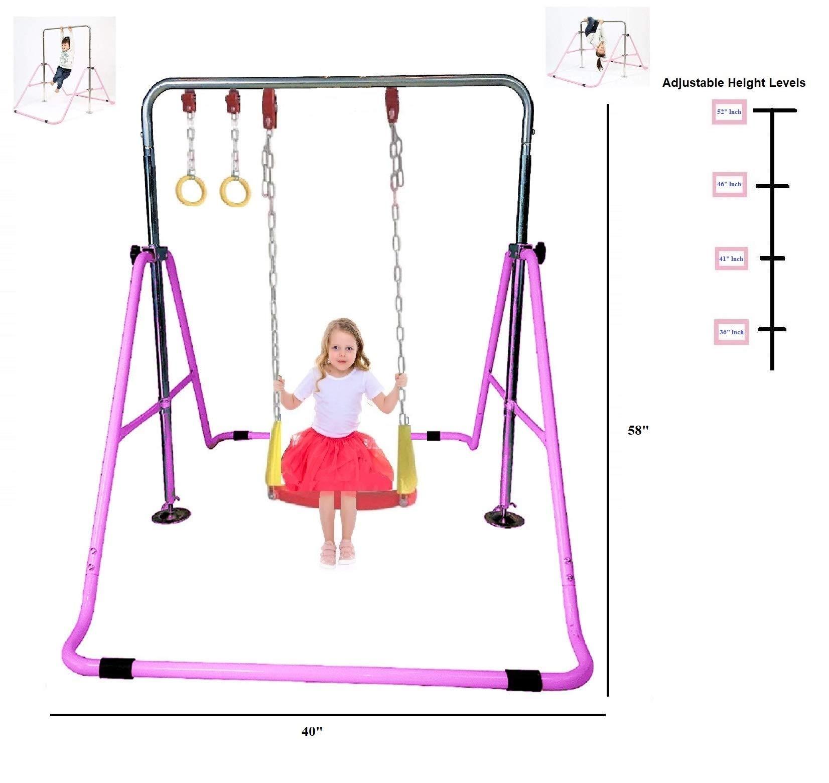 Toykraft Gymnastics Playground Expandable Training