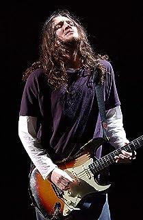 John Frusciante gamuza de tela rollo de pared Poster Print–-tamaño: (20