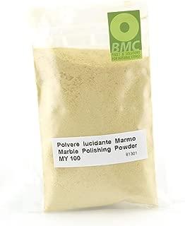 POLVO PARA PULIR MY-100 para volver a pulir encimeras de cocina, suelos de mármol y travertino