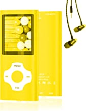 $21 » MP3 Player / MP4 Player, Hotechs MP3 Music Player with 16GB Memory SD Card Slim Classic Digital LCD 1.82'' Screen Mini USB...