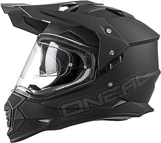O'Neal Unisex-Adult Full-face Style Sierra II Helmet Flat Black XL (61/62cm) (