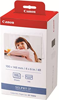 Canon Kp-108in Ink Glossy White Cartridge