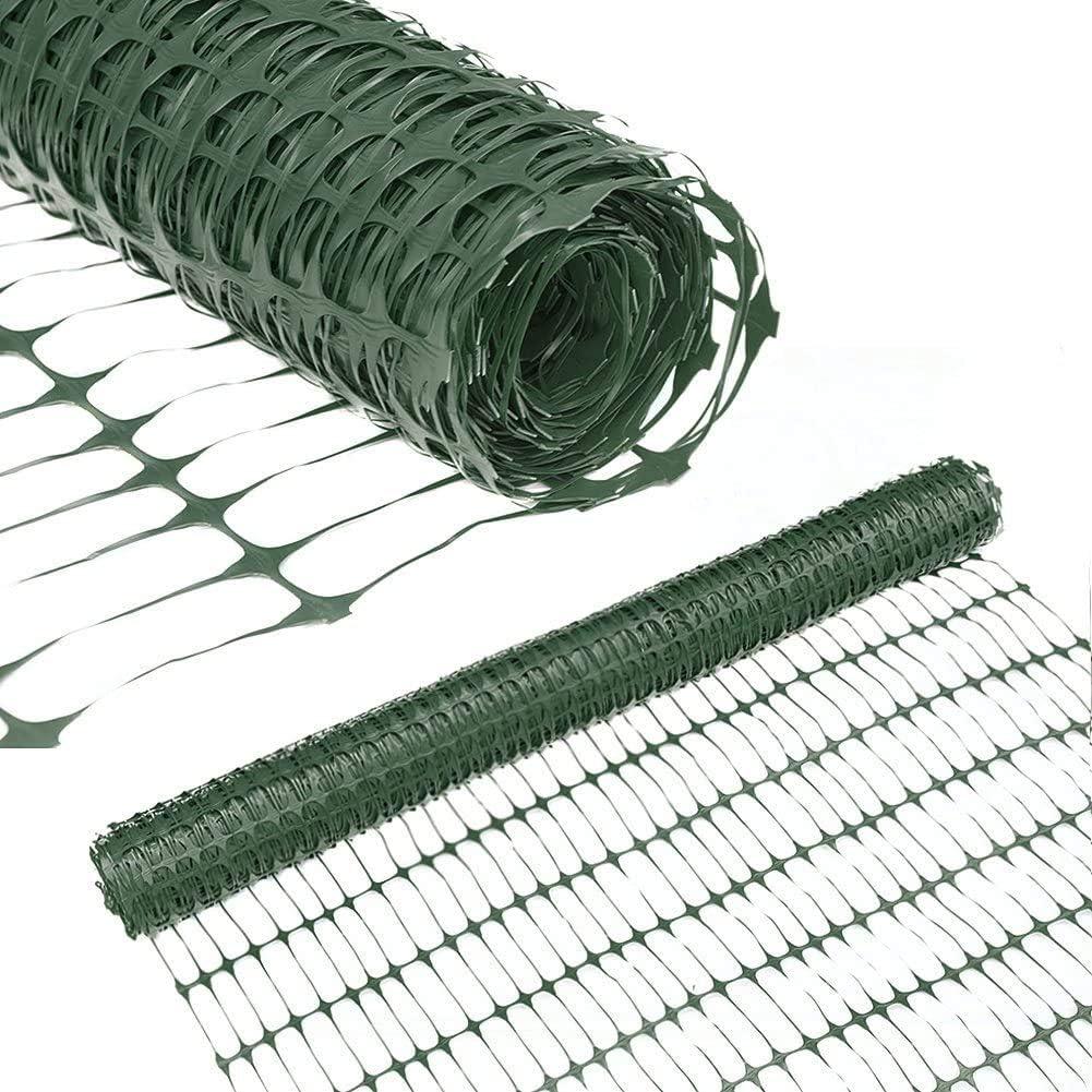 引き出物 Abba 人気急上昇 Patio Snow Fencing Safety Barri Recyclable Plastic Netting