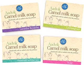 camel milk soap price