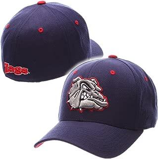 GAME Gonzaga University GU Bulldogs Fitted Hat - Navy
