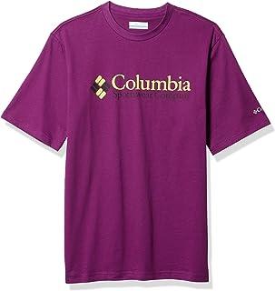 Columbia CSC Basic Logo Short Sleeve CSC Basic Logo Manches Courtes Mixte