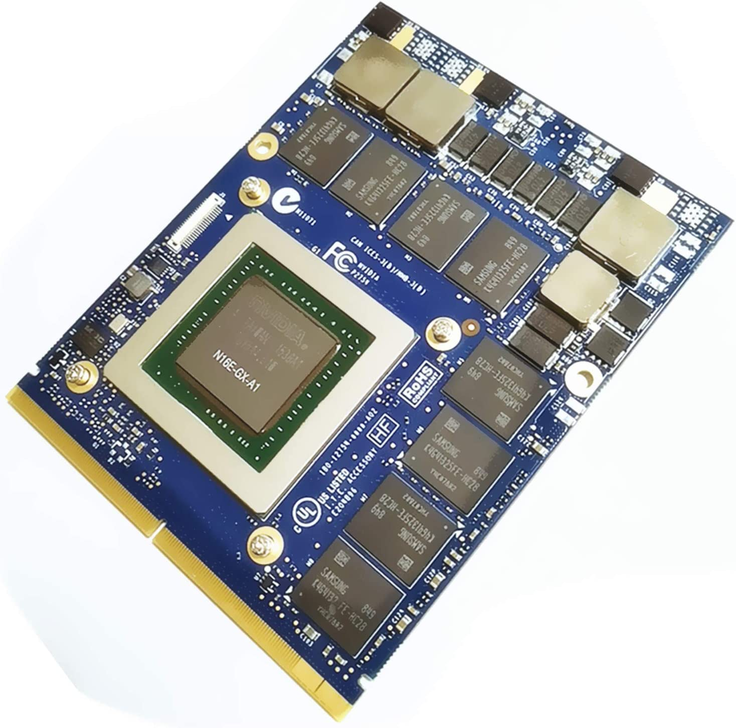 New Max 90% OFF 8GB Graphics Arlington Mall Card GPU Upgrade 18 Alienware for Replacement