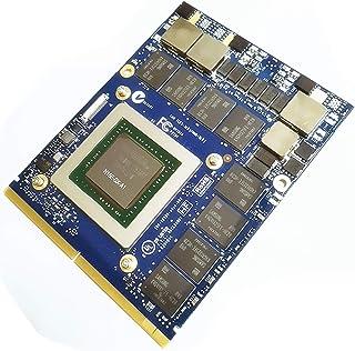 New 8GB Graphics Card GPUアップグレードReplacement、for Alienware 18 17 15 R1 R2 R3 R4 M17X R4 R5 M18X R2 R3ゲーミングノートパソコン、NVIDIA Ge...