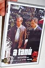 A tanu (DVD) - Magyar Filmtörténeti Sorozat / Bacsó Péter Filmje / The Witness - Director: Bacso Peter / Audio: Hungarian