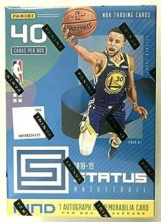 status basketball