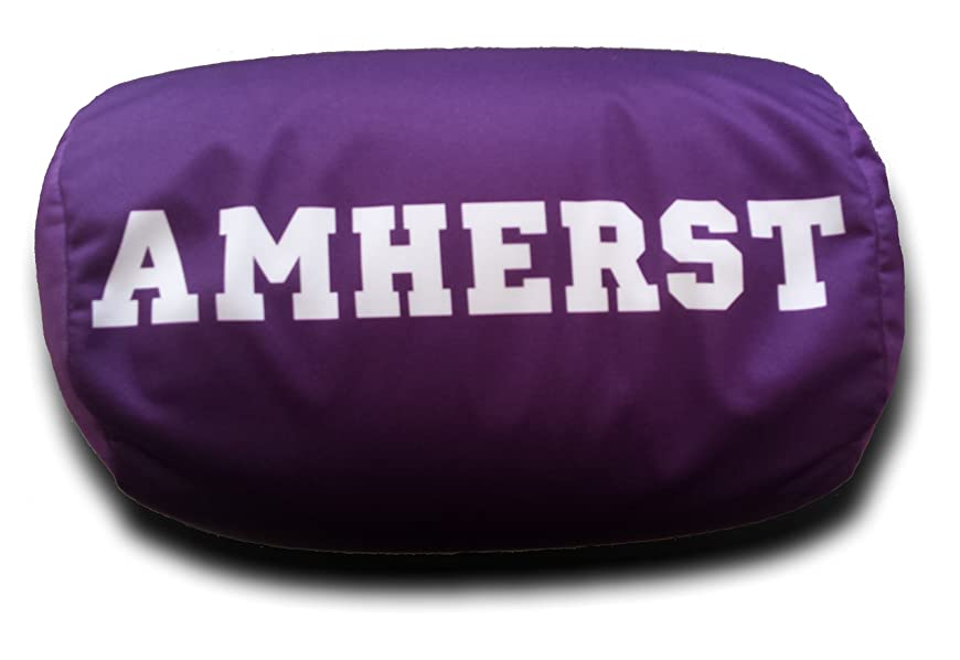ミッション愛国的な繊細Amherst Collegeマイクロビーズ枕用枕14?