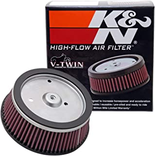 K&N Engineering K&N HD-0800 Replacement Air Filter Harley Davidson Twin Cam Screamin Eagle Element