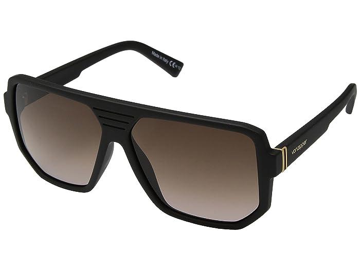 VonZipper  Roller (Black/Gradient) Athletic Performance Sport Sunglasses