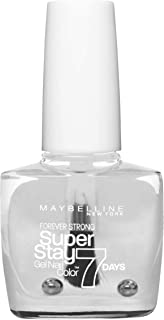 Maybelline SuperStay 7 Day Gel Nail Colour - Crystal Clear 25