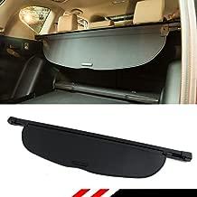 Cuztom Tuning Fits for 2017-2019 Honda CR-V CRV Premium Retractable Cargo Cover Luggage Shade - Black