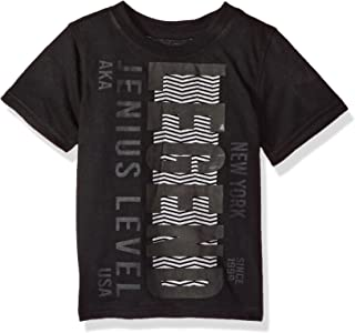 Akademiks 男孩短袖时尚 T 恤衫