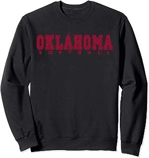 Oklahoma Softball Sweatshirt
