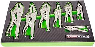 OEMTOOLS 23987 Locking Pliers Set (7 Piece)