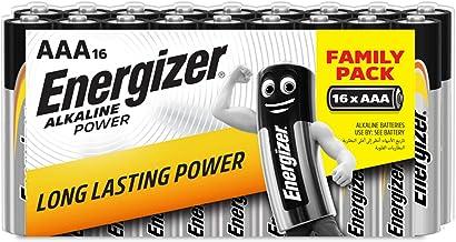 Energizer 944251 - Pilas alcalinas AAA, pack de 16 unidades