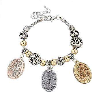 20Cm Diy Charm Beads Snake Chain Bracelets Bangles For Women