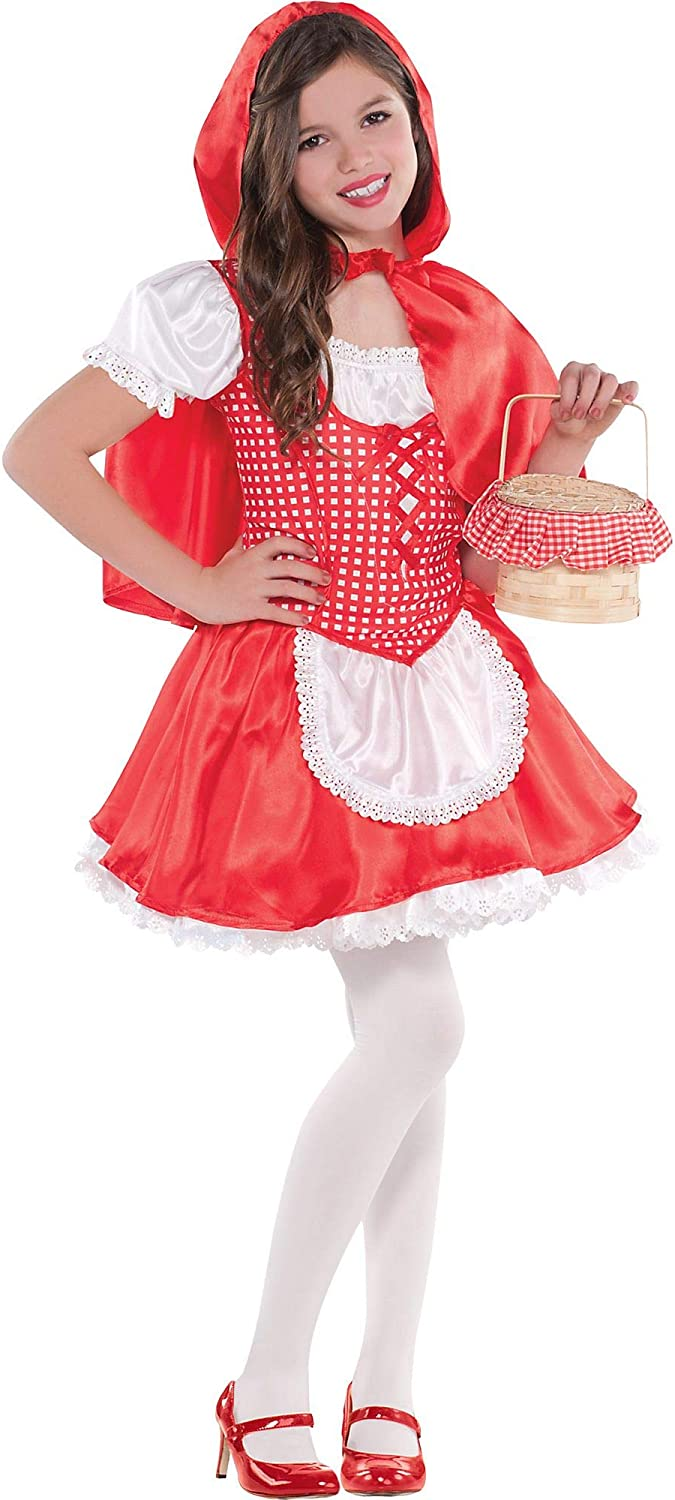 Suit Yourself Outlet ☆ Free Shipping Classic Red Riding for Hood Super popular specialty store Halloween Costume Girl