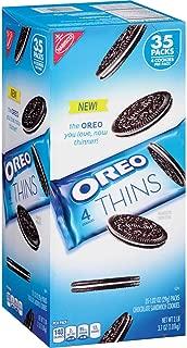 Oreo Thins 35 Packs / 4 Cookies Per Pack