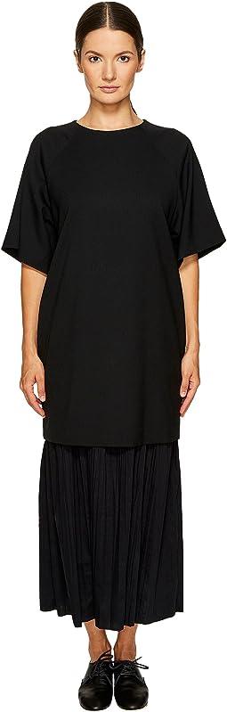 Y's by Yohji Yamamoto - Bottom Pleats Dress