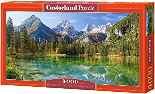 Castorland Majesty of The Mountains Puzzle (4000 Piece)