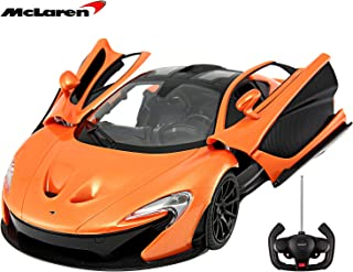 1/14 Scale Mclaren P1 Radio Remote Control Model Car R/C RTR Push Button Open Doors (Orange)