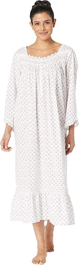 Ballet Long Sleeve Nightgown