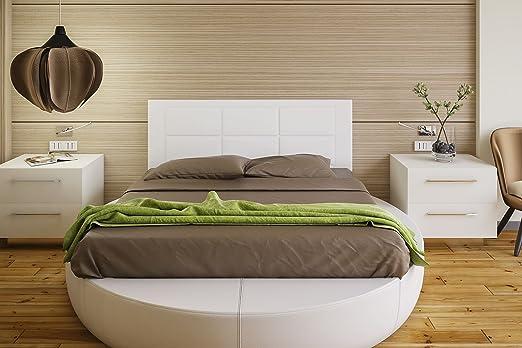 Hogar24-Cabecero Cama tapizado 155 x 55 x 3,0 cm, válido para ...