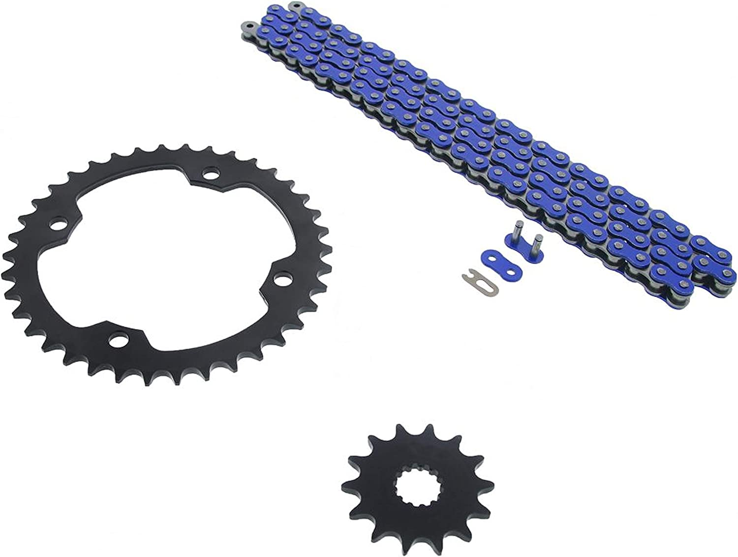 Blue Non O National 5 popular products Ring Chain Sprocket fits Yamaha 2004-2013 Black YFZ