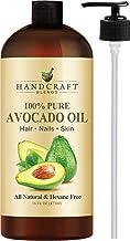Aceite de aguacate puro hecho a mano – 100% puro y natural