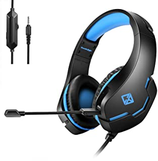Cosmic Byte Stardust Headset with Flexible Mic for PS5, PS4, Xbox One, Xbox Series 5, Laptop, PC, iPhone and Android Phone...