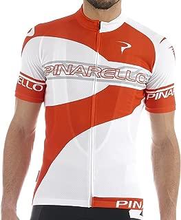 Pinarello Mens Miro Classic Short Sleeve Cycling Jersey - PI-S5-SSJY-MIRO