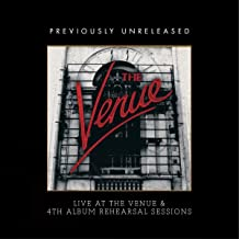 Live At The Venue / 4th Album Rehearsal Sessions (CD+DVD)