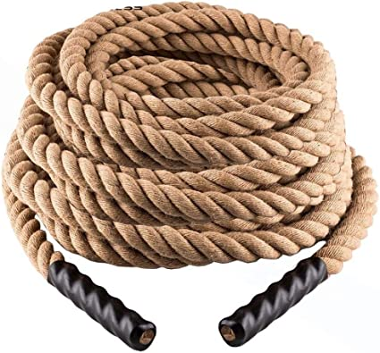 Cuerda De Entrenamiento De 38 Mm De Grosor, 9 M, 12 M, 15 M ...