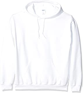 Men's Heavy Blend Fleece Hooded Sweatshirt G18500