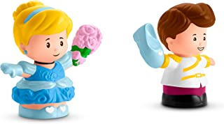 Fisher-Price Little People Disney Princess, Cinderella & Prince Charmings