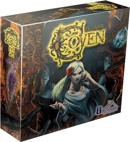ventas en linea Coven Board Board Board Game by Board Games 8th Summit  Venta en línea de descuento de fábrica