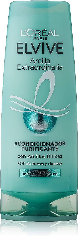 Elvive Acondicionador con Arcilla Extraordinaria, 300ml