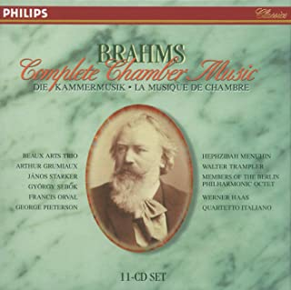 Brahms: Clarinet Quintet in B minor, Op.115 - 4. Con moto