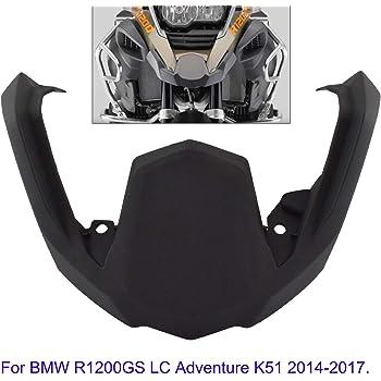 Motocicleta Extensi/ón de Guardabarros Delantero Para R1200GS LC 2013-2016