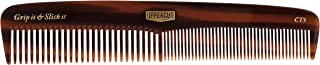Uppercut Deluxe Pocket Tortoise Shell Brown Comb - CT5, 20.9 grams
