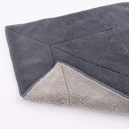 Kochblume Microfasertuch Putztuch 30 X 30 Cm 20101 Anthrazit Grau 30x30 Küche Haushalt
