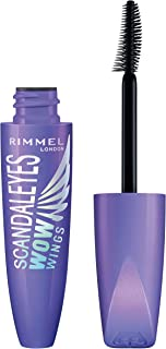 Rimmel London, ScandalEyes Wow Wings Mascara, Black, 12ml
