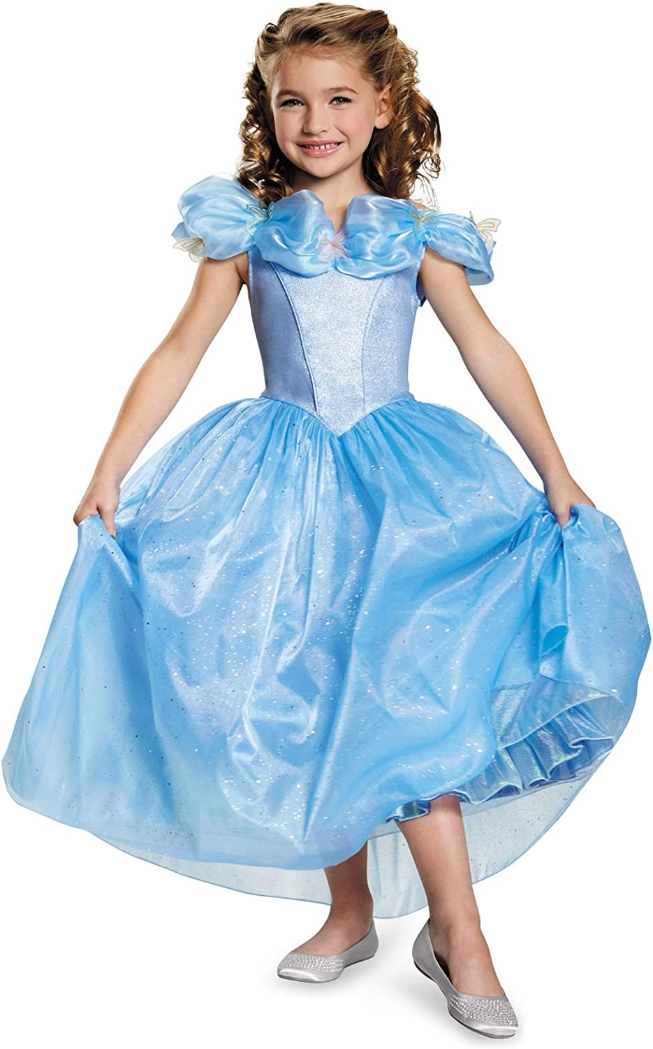 Disguise Cinderella Movie Prestige Costume, XSmall (3T4T)