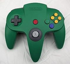 Nintendo 64 N64 Controller Green (Renewed)