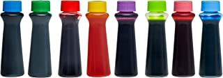 Spice Supreme Select Assorted Liquid Food Coloring Kit - 8 Bottles, 0.3 Ounces Each
